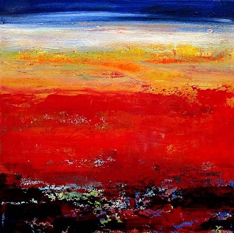 Rote Erde XII